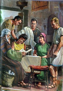 bereans, berean spirit, bereans searching scripture
